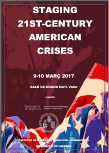 Staging American Crises 2017 Poster